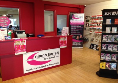 Niamh Barrett Computers Ltd